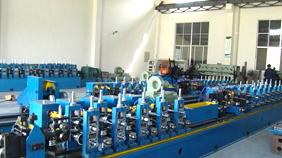 冠杰科技高频焊管机组
