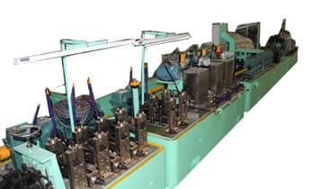 石油化工专用制管机