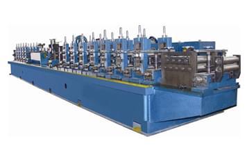 精密高频焊管机